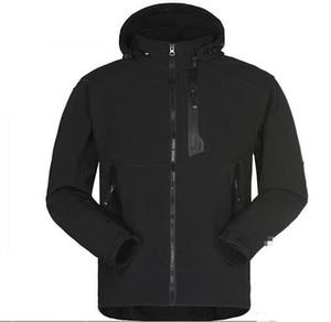 Herren Wasserdichte atmungsaktive Softshell Jacket Men Im Freien Sport Mäntel Damen Ski Wandern Winddichtes Winter-Outwear Soft Shell Jacke