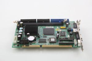 Carte d'équipement industriel ROCKY-512-64MB V1.0 Carte processeur demi-taille avec interface ISA