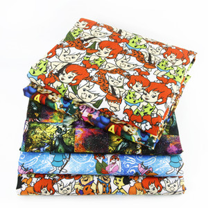 50 * 145CM patchwork printed fabric polyestercotton for Tissue Kids Bedding home textile for Sewing Tilda Doll, C480