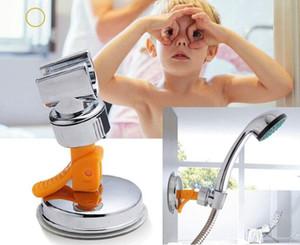 Banyo Duş Başlıkları Braketi Koltuk Banyo Ayarlanabilir Duş Başlığı Tutucu Raf Braketi Vantuz Duvara Monte Yedek Tutucu MYY