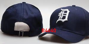 Neue Marke Detroit Cap Hip Hop Tigers Hut Strapback Männer Frauen Baseball Caps Snapback Solid Baumwolle Knochen europäischen amerikanischen Mode Hüte