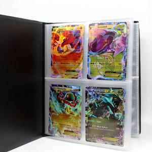 160 Carte Capacità Carte da gioco Raccoglitori Album Per CCG MTG Magic Yugioh Gioco da tavolo Carte da gioco Sleeve Holder