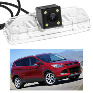 New 4LED Car Rear View Camera Reverse Backup CCD fit for Ford Escape 2013 2014 2015 2016