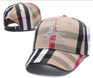 2019 Nueva moda para hombre diseñadores snapback gorras gorras gorras de béisbol clásico hueso sombrero de verano camionero casquette mujeres ocio tapa de alta calidad