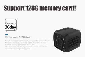 H7 wifi mini dv dvr كاميرا ip لاسلكية hd 1080 وعاء صغير الرياضة كاميرا فيديو رقمية كاميرا مسجل infrared للرؤية الليلية كاميرا صغيرة