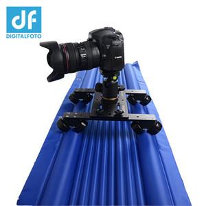 En gros Professionnel air track caméra curseur conception voyage portable vidéo curseur 1.2m 120cm dolly piste jib rail dslr