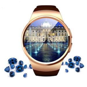 KW18 Smart Watch Men Support Tarjeta SIM TF Tarjeta Bluetooth Bluetooth Podómetro cardíaco Deporte Impermeable Smartwatch Para Android IOS