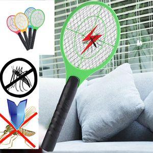 Nuova zanzara Swatter Killer elettrica da tennis da palmare racchetta insetto volare bug Vespa zanzara