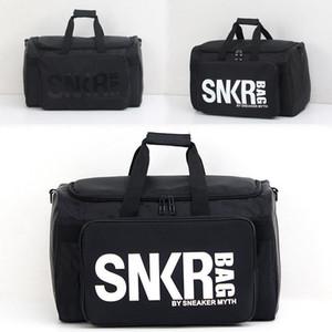 Nueva SNKR Bolsa de gimnasio al aire libre Bolsas multifuncional paquete portátil Mochila al aire libre Paquetes de Alta Capacidad Paquetes cosas Sacks