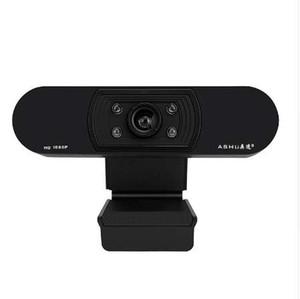 웹캠 1080P, HD 마이크 내장 HDWeb 카메라 1920 x 1080p USB 플러그 n 웹캠, 와이드 스크린 비디오 재생