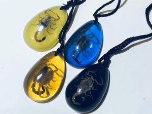 FREE SHIPPING YQTDMY 12 pcs Scorpion Resin Lover هدية ترويجية هدية تحف تذكارية