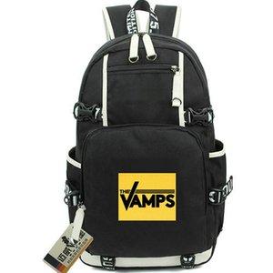 والرقعات حقيبة برادلي سيمبسون Daypack حقيبة حقيبة مدرسية البرية صخرة القلب المدرسية الموسيقى حقيبة على ظهره الحاسوب الرياضة خارج حزمة اليوم باب