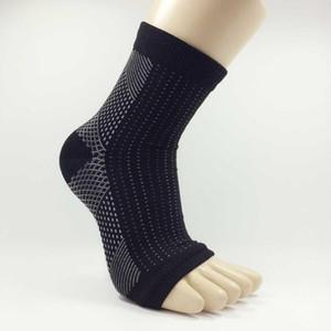 Ayak melek anti yorgunluk sıkıştırma ayak kol Ayak Bileği Desteği Koşu Döngüsü Basketbol Spor Çorap Açık Erkekler Ayak Bileği Brace Çorap
