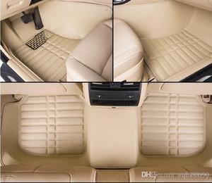 Mercedes Benz E sınıfı için yüksek kaliteli araba paspaslar W212 S212 E200 E220 E280 E300 E320 E350 halı rus gömlekleri