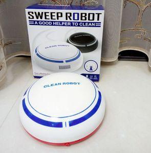 Usb de piso Recargable Inteligente Automático Barrido robótico Robot Aspirador Mini Barredora automática Barredora de polvo