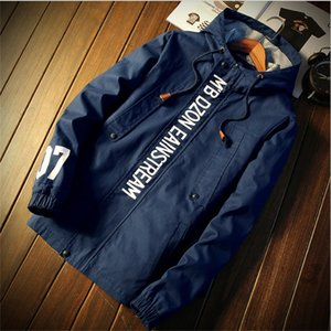 Asstseries Men's 2018 Autumn Casual Bomber Jacket Coat Men New Arrivals Spring Fashion Pockets Jackets Slim Fit Jaqueta Masculin