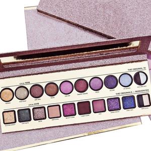 Estoque maquiagem enfrentou sombra Plaette 20 cores pro sombra de olho por volta de 1998 a cerca de 2018 paleta de sombras