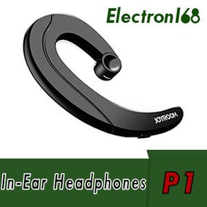 JOYROOM Bluetooth Kopfhörer Mini Bluetooth Kopfhörer EarHook Kopfhörer Drahtloser Bluetooth Kopfhörer Für iphone Samsung LG