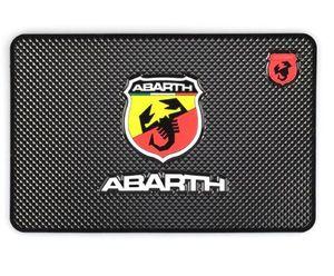 Comercio al por mayor Car-Styling Mat Car Stickers Case For Fiat Punto Abarth 500 124 Stilo Ducato Palio Insignia Emblema Interior Accesorios Car Styling