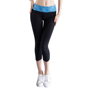 Hight Quality Yoga Pantalons Sexy Girls Leggings Compression Robe Pantalon Collants De Sport Pantalones Mujer Fitness Polyester Femmes Chaudes