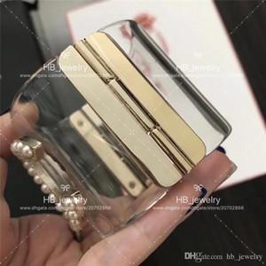 Cadeau de la Saint-Valentin Marque de mode Populaire lettre bracelets pour les femmes bijoux bracelets cadeaux Acrylique bracele Femmes Amant Bracelet