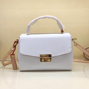 Atacado New designer handbags orignal couro lady messenger bag moda mochila bolsa de ombro pacote presbiopia croisette damier bolsa