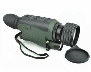 vision nocturne numérique caméra monoculaire, peut être utilisé dans la journée et la nuit grossissement 6-30X ceinture de vision nocturne WiFi