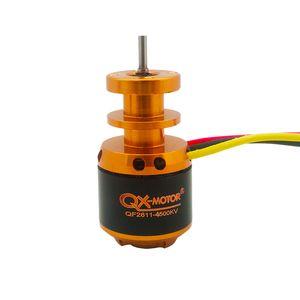 QX-MOTOR QF2611 4500kv 3S Brushless Motor für RC Flugzeug 64mm Impeller-Jet EDF DIY Drone Parts