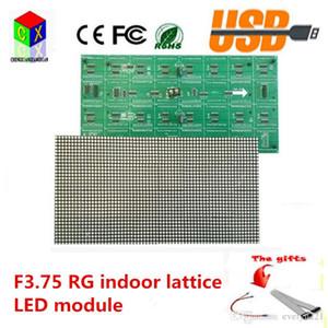 RG F3.75 display a led per display a matrice di punti con pacchetto di dimensioni 64X32 pixel per la scansione 1/16 di 304X152mm