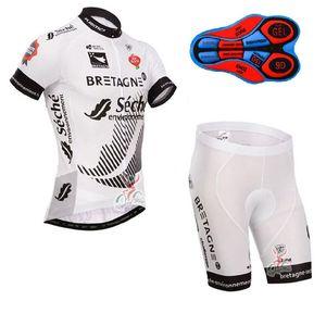 SECHE 2018 Мужчины Велоспорт с коротким рукавом Джерси MTB велосипед Pad нагрудник шорты набор лето велосипед одежда Велоспорт