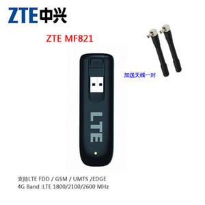Desbloqueado ZTE MF821 com antena 100Mbps 4G LTE Mobile Broadband Modem