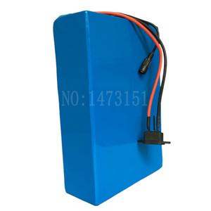 NESSUN IMPOSTE a batteria US EU 48V 1000W al litio 48V 20AH batteria ebike con caricabatterie 30A BMS e 54,6 V 2A