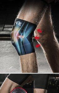 Veidoorn Professional Rodillera Rodillera ajustable Respirable Patella manga rodillera Protector de rodilla