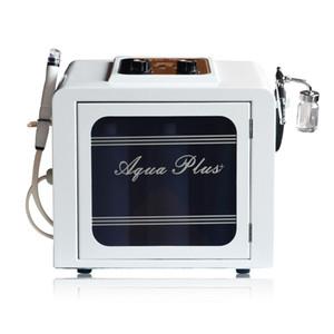 hydra microdermabrasion peel facial machine hydrafaciale / oxygène spray hydro eau microdermabrasion machine de soins du visage de haute qualité