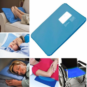 Verão Chillow Terapia Inserir Dormir Aid Pad Mat Muscle Relief Cooling Gel Pillow Ice Pad Massager No Box