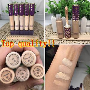 Best Quality Shape Tape Codealer Contour 5 Colors Fair Light Light Medium Light Sand 10ml Concealer Face Liquid Foundation DHL