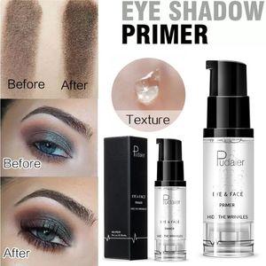Pudaier Göz Farı Astar makyaj Baz Prolong Göz farı Astar Krem Aydınlatmak Makyaj Göz ve Yüz kırışıklık kozmetik DHL ücretsiz gizle