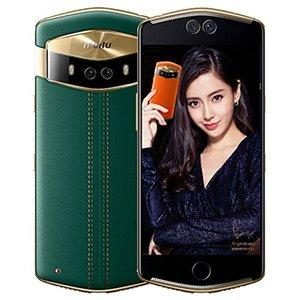 원래 Meitu V6 4 그램 LTE 휴대 전화 6 기가 바이트 RAM 128 기가 바이트 ROM MT6799 데카 코어 안드로이드 5.5 인치 12.0MP Selfie 아름다움 얼굴 ID 스마트 휴대 전화
