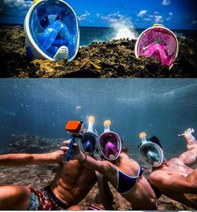 Sualtı Çocuk Yetişkin Dalış Maskesi Tam yüz Spearfishing Şnorkel Maske Scuba Silikon Plastik Yüzme Maskesi Earplug akıllı sağlık ile