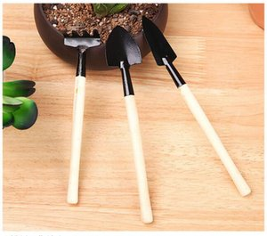 Household multi-functional gardening tools 3 pieces of shovel shovel