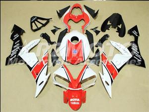 사출 금형 YZF R1 YZF R1 2004 2005 2006 01 R1 04 05 06 ABS 오토바이 페어 팅 키트 Red Q16