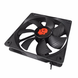 Freeshipping Compuer Ventilador Cooler 120 * 120mm 3000PRM 4 Pinos 12 V DC Computador PC Computer Case Cooling Fan