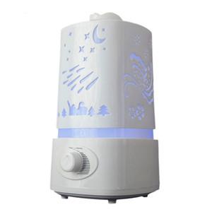 1500ML بالموجات فوق الصوتية المرطب الهواء للمنزل الضروري النفط الناشر Humidificador ميست صانع 7 اللون LED رائحة الناشر الروائح