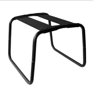 Toughage Weightless Sex Chair Decadence Bounce Swing Chair Metal Chair Bandage Product Stool Multifunction Sex Furniture Sex Toy for Couples