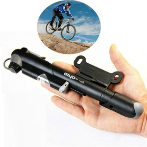 Portable Mini Pump Bicycle Pump with Barometer   French   American Specifications
