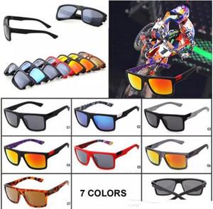 Moda Fox Diseñador Gafas de sol MotoGP Ciclismo Gafas de sol Deportes al aire libre Forma cuadrada Ciclismo Estilo Hombres Gafas Gafas de sol