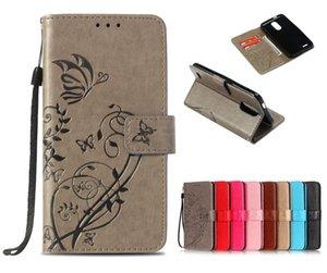 Etui en cuir portefeuille gaufré pour LG K8 K10 2018 K30 K4 K7 K10 G3 G4 G5 Stylet 2 LS770 LS775 MOTO G3 Plus X Play E2 HTC 626