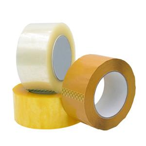 Nastri adesivi per nastri adesivi da imballaggio trasparenti da 4,5 * 2,5 cm per imballaggi per ufficio. Spostamento e spedizione