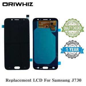 Montaj Sayısallaştırıcı Tamamlandı Samsung J730 J5 J3 Dokunmatik LCD Ekran Yedek Ekran Dokunmatik Ekran OLED