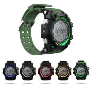 D-Watch DWatch спорта на открытом воздухе Smart Watch водонепроницаемый пыленепроницаемый ночной видимый шагомер App Sleep Monitor для Android IOS
